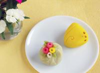 新しく、開設! - 簡単電子レンジで作れる和菓子 鳥居満智栄の和菓子日和