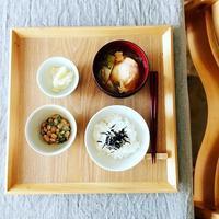 和朝食 と 太陽から月に (くらし部門) - はぐくむキッチン