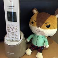 電話機をパナソニックのハンディ&コンパクトなコレにした。満足♪ - Isao Watanabeの'Spice of Life'.