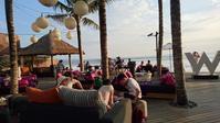 W Retreat & Spa Bali ~夕方からのWOO BARは大賑わい~ ('16年GW) - 道楽のススメ