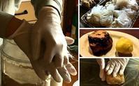 わいんのある12か月-1月編ー - 森の中でパンを楽しむ