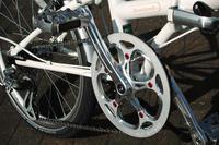 高い自転車と安い自転車の違いって・・・ - おキヌちゃんの徒然日記