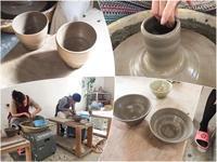 本日の陶芸教室 Vol.583 - 陶工房スタジオ ル・ポット