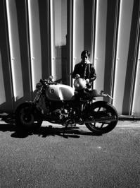 更新後記 VOL.135 - 君はバイクに乗るだろう