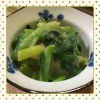 あさつきの酢味噌和え(レシピ付) - kajuの■今日のお料理・簡単レシピ■