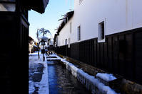 雪景色を訪ねて飛騨古川へ - ちょっとそこまで