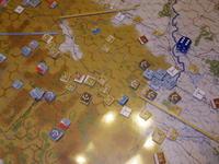 数度の戦役かがやける...(GMT)1914:Twilight in the East「ロッヅ会戦キャンペーン4人戦その➎」 - YSGA(横浜シミュレーションゲーム協会) 例会報告