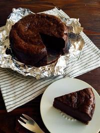 しっとりチョコのチーズケーキ/ぐるぐるクッキー - Lammin ateria