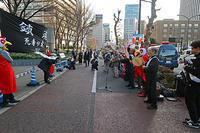 呪殺祈祷僧団〈JKS47〉 福島みずほずんずん街宣 - ムキンポの exblog.jp