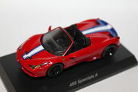 1/64 Kyosho Ferrari 12 458 Speciale A - 1/87 SCHUCO & 1/64 KYOSHO ミニカーコレクション byまさーる