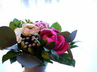 ご結婚のお祝いに。 - 札幌 花屋 meLL flowers