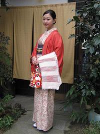台湾から来られました、お似合いです。 - 京都嵐山 着物レンタル&着付け「遊月」