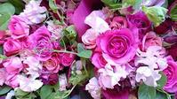 2月のレッスンスケジュール * Flower Lesson Schedule in Feb. 2017 - 「想いを伝える幸せの花」by FELICE Flower Design Studio & Regalo
