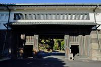 東京散歩 皇居東御苑 - 原宿 表参道 小さな美容室 アロココ
