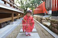 我が家の初詣 - nyaokoさんちの家族時間