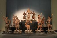 国立博物館の美術品 ② - お散歩写真     O-edo line
