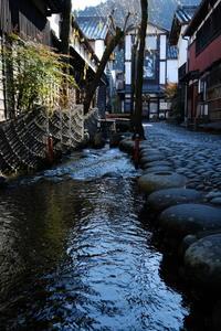 水の町 - minamiazabu de 散歩 with FUJIFILM