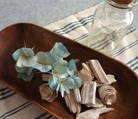 アジサイの作り始め - handmade flower maya