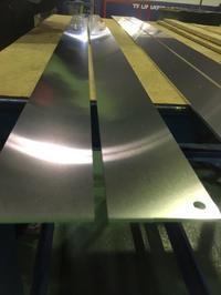6ミリ幅のスリット - ステンレスクリーンカットのレーザーテック