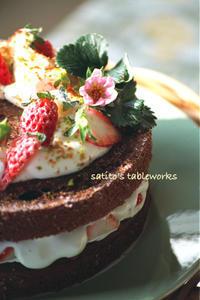 お菓子教室 スペシャルレッスンコース 3月メニューと日程 - satito's tableworks . . . things to be happy about