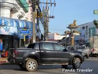 クラビタウンで点心の朝食~そしてランタ島へ! - 酒飲みパンダの貧乏旅行記 第二章