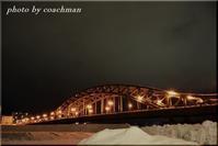 旭橋と新橋 (旭川市) - 北海道photo一撮り旅