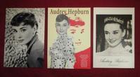 オードリー・ヘプバーン(外国絵葉書) - 軍装品・アンティーク・雑貨 パビリオン