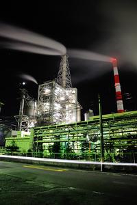 日本製紙 富士工場 - 人生とは旅なり