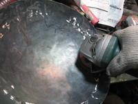 中華鍋 - 金属造形工房のお仕事