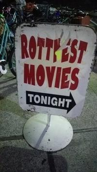 ロットネスト島で映画を観に行ってみよう♪(Choc Bombs) - 南米・中東・ちょこっとヨーロッパのアイスクリーム旅