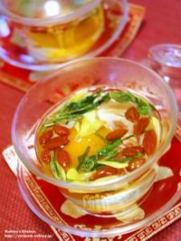 春節に元宝茶。(料理・お弁当部門) - 薬膳な酒肴ブログ~今宵も酔い宵。