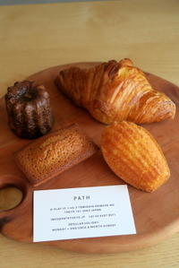 PATH   パン・スイーツ部門 - KuriSalo 天然酵母ちいさなパン教室と日々の暮らしの事