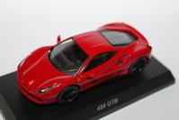 1/64 Kyosho Ferrari 12 488 GTB - 1/87 SCHUCO & 1/64 KYOSHO ミニカーコレクション byまさーる