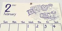 今日から2月♪ - itscorbeille Diary-イツコルベイユ