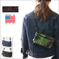 MELO [メロ] EXTRA SMALL OVAL SHAPED BAG [RB9]  MEN'S/LADY'S/KID'S - refalt   ...   kamp temps