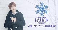 SUPER JUNIOR KYUHYUN JAPAN TOUR 2017 〜ONE VOICE〜@パシフィコ横浜  - mayumin blog 2