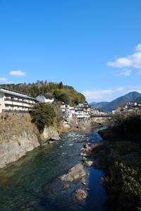 吉田川と郡上八幡城 - minamiazabu de 散歩 with FUJIFILM