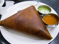 やっぱり美味しいマサラドーサ@MTR - Essen★Makan★何食べる?