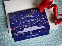 La Thé Box - 同僚からのプレゼント - ちぐま日記 bis ~フランス・ナントより