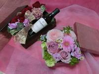 2月のレッスンのご案内 - よしかわひとみ花アトリエ