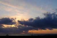 暗雲漂う - デジタルで見ていた風景