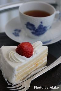 苺のショートケーキ♪ - Blanc de Blancs