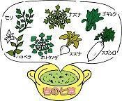 七草粥 - 『楽』のとびら