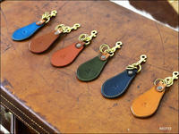 moto leather&silver[モトレザー] key holder シューホーン型キーホルダー[KH10] MEN'S/LADY'S - refalt   ...   kamp temps