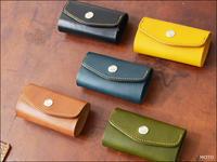 moto leather&silver [モトレザー] key case キーケース [KC5] MEN'S/LADY'S - refalt   ...   kamp temps