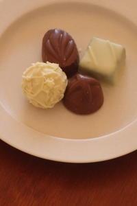 チョコレートの再受講2回目 - Baking Daily@TM5