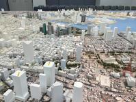 ネパールが続いたので今日は東京空中散歩、と言っても模型です。 - アーバン・ガーデン・ウォッチング