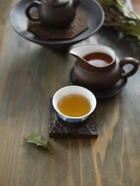 節分に岩茶「肉桂」をいただく - お茶をどうぞ♪
