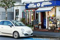 FIAT CULTURE MAGAGINE お店と愛車が載りました☆ - 空色チンクイーノ