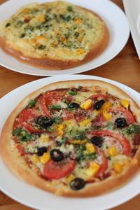 ピザを習う - オーブン手帖